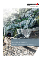 Maximum safety in the tightest of spaces (A4 Format)