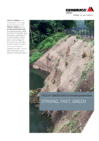 Product Profile TECCO® GREEN G65/3 erosion protection