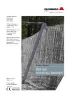 Product manual RXE-500