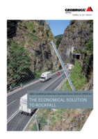 The economical solution to rockfall (A4 Format)