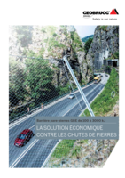 La solution économique contre les chutes de pierres