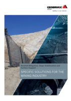 Specific solutions for the mining industry