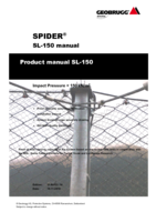 Product manual SL-150
