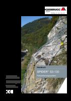 Systemhandbuch SPIDER® S3-130