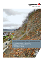 Sustainable slope protection (A4 Format)