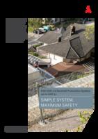 RXE-500-LA Rockfall Protection System