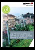 Une prévention efficace contre les glissements de terrain superficiels