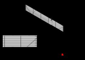 FIA Debris Fence 350