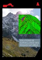 Solutions de surveillance des risques naturels