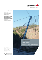 Product manual GBE-500A