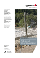 Systemhandbuch RXE-500-LA