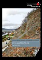 Stabilización de taludes (A4 Format)