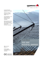 Product manual RXE-3000