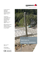 Product manual RXE-500-LA