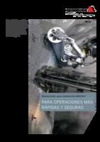 Para operaciones más rápidas y seguras (A4 Format)