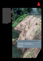 TECCO® GREEN G65/3 Erosionsschutz