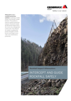 Intercept and Guide Rockfall Safely