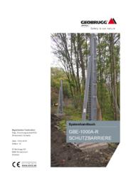 Systemhandbuch GBE-1000A-R