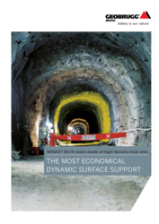 The most economical dynamic surface support