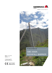 Product manual GBE-3000A