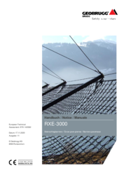 Handbuch - Notice - Manuale RXE-3000