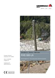 Handbuch - Notice - Manuale  RXE-500-LA