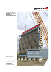 RUVOLUM® Software Handbuch
