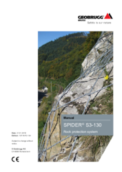 Product Manual SPIDER® S3-130