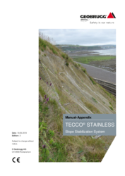 Appendix TECCO® System - STAINLESS