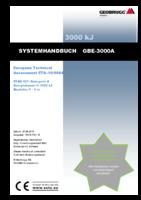 Systemhandbuch GBE-3000A