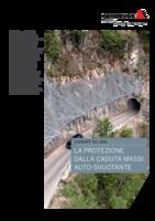 La protezione dalla caduta massi auto-svuotante