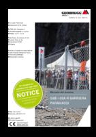 Manuale del sistema GBE-100A-R