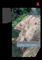 TECCO® GREEN G65/3 erosion protection