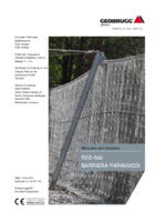 Manuale del sistema RXE-500