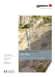Manuale del sistema RXE-8000