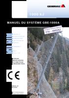Manuel du système GBE-1000A