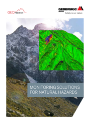 Monitoring Solutions for Natural Hazards