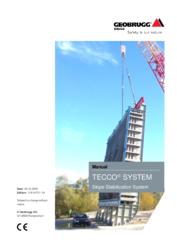 Product manual TECCO®