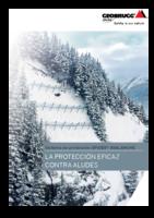 La protección eficaz contra aludes (A4 Format)