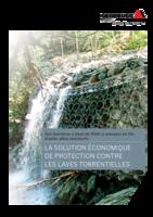 La solution économique de protection contre les laves torrentielles