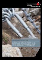 Spiral-Seilanker und FLEX-Kopf (A4-Format)