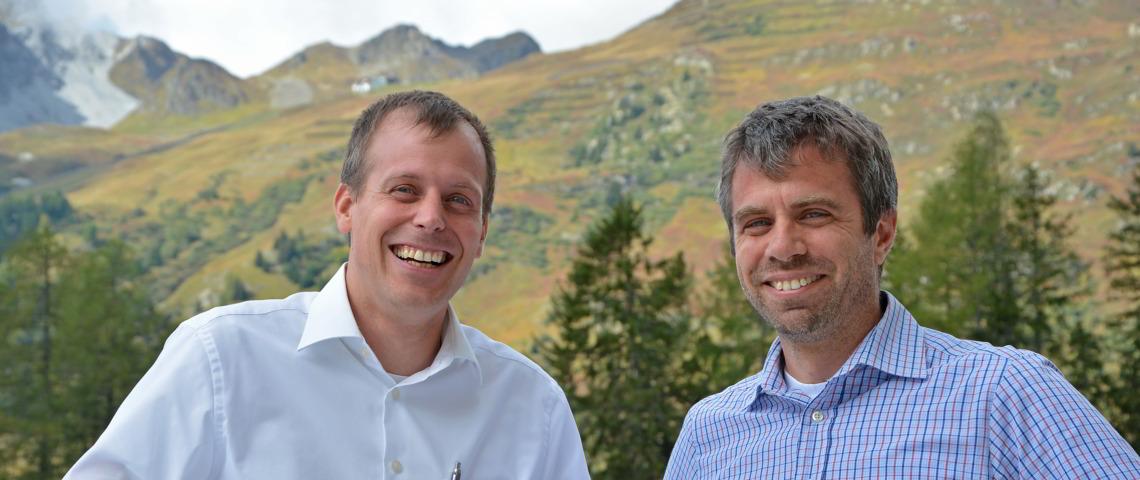 Strategische Partnerschaft Geoprevent und Geobrugg