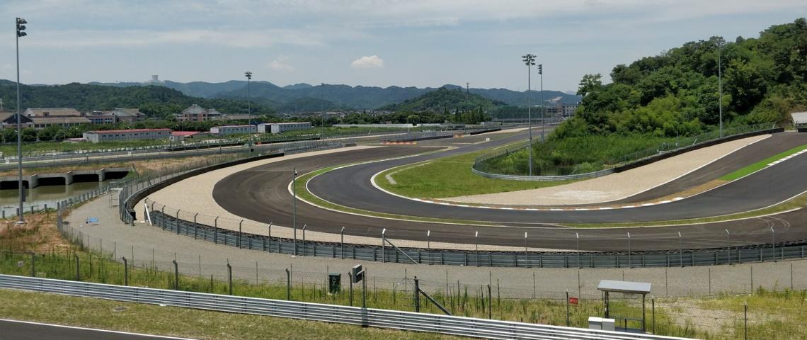 Zhejiang Circuit / Shaoxing: an enormous race playground