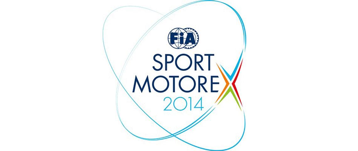 Geobrugg Motorsport Fencing goes FIA Sport MotorEx 2014