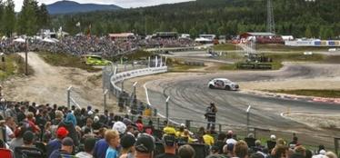Motorsport-Schutzzaun 6 m