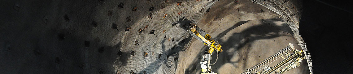 MESHA® installation handler: faster, safer, fully mechanized