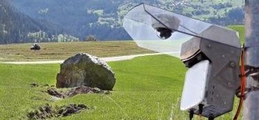 Monitoring ROCYX® Rockfall Radar
