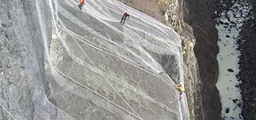 Kaya düşmesi