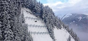 SPIDER®雪崩防护系统