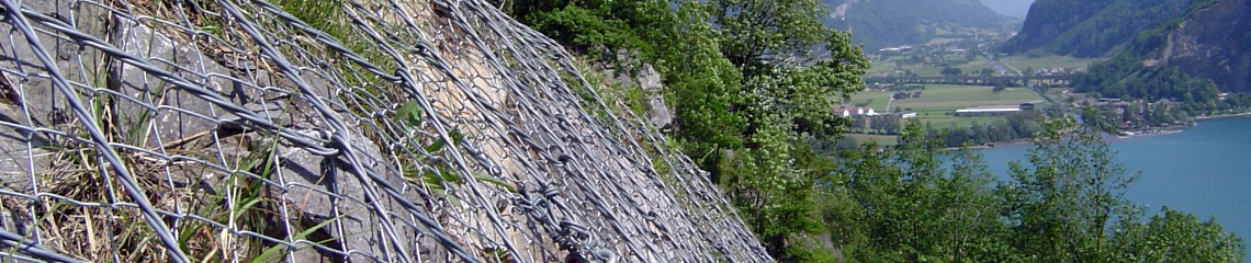 SPIDER®-System: Active protection for blocky rock slopes